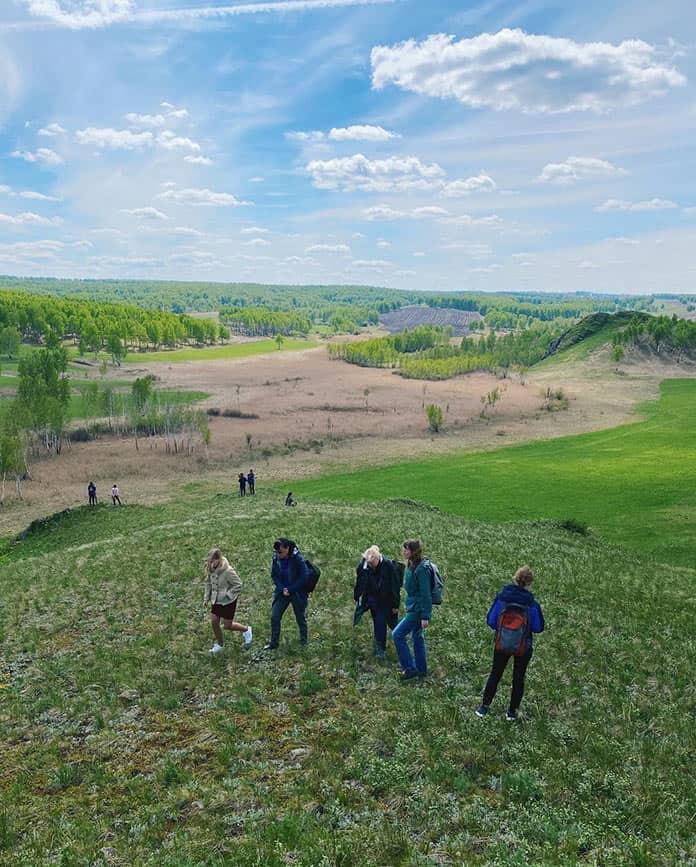 Региональный памятник природы «Артышта» в Беловском районе