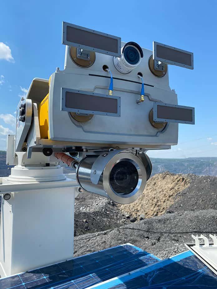 Новый радар на Бачатском разрезе